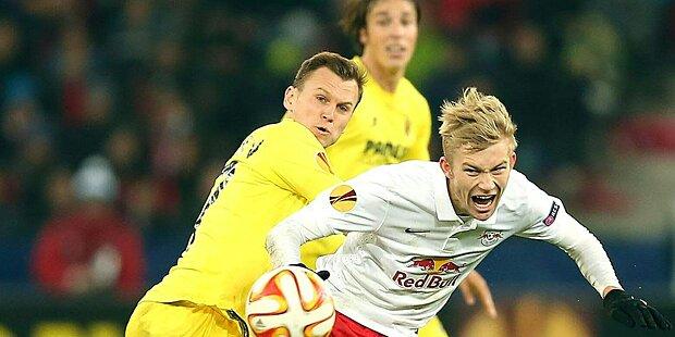 Villarreal beendet Salzburgs EL-Träume