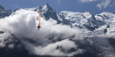 Red Bull X-Alps 2013 – Salzburg to Monaco