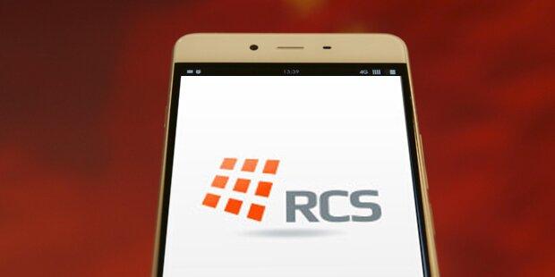 RCS sagt WhatsApp den Kampf an