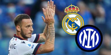 Real Madrid - Inter Mailand