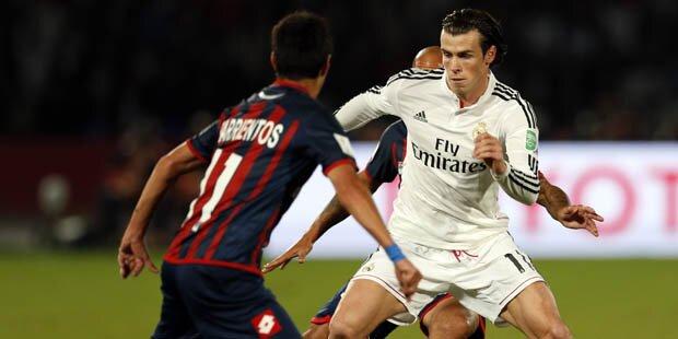 Real gewann Club-WM - 2:0 im Finale