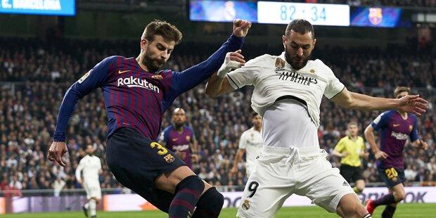 Aufreger: Spanische Topspiele bald in Saudi-Arabien?