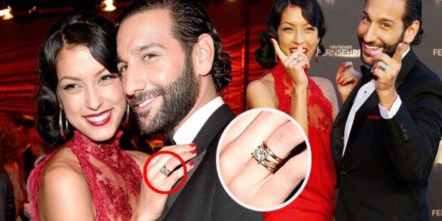 Rebecca Mir: Heimlich mit Massimo verlobt?