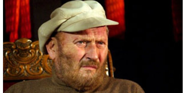 Ivan Rebroff 76-jährig gestorben
