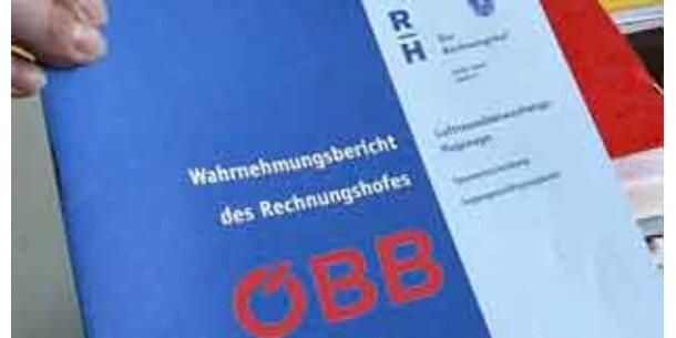 Rechnungshof-Kritik an ÖBB-Immobilien