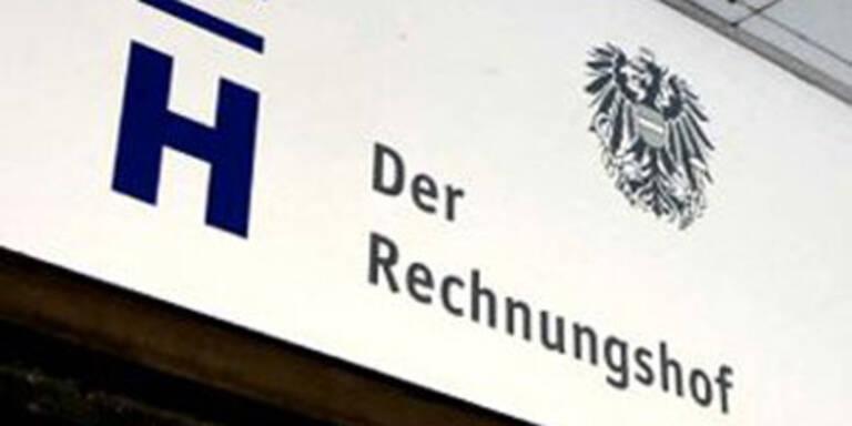 """""""Großer Schritt"""": Rechnungshof lobt ÖVP/Grüne"""