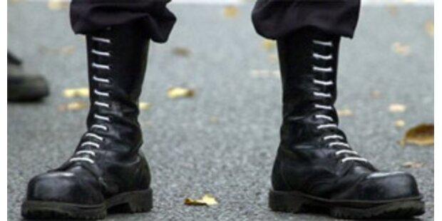 28 Rechtsextremisten in der Slowakei festgenommen