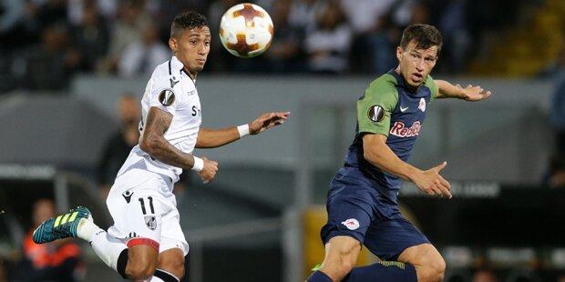 Elfter Platz in Uefa-Rangliste in Griffweite
