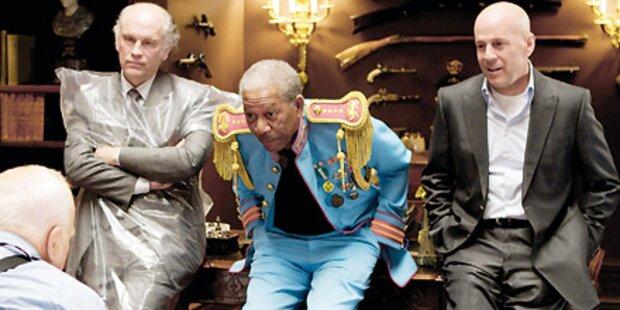 Willis & Co: Gefährliche Pensionisten