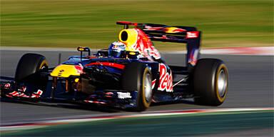 Infiniti steigt bei Red Bull ein