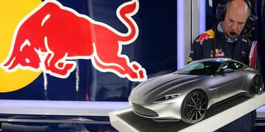 Red Bull baut neuen Aston Martin-Sportwagen