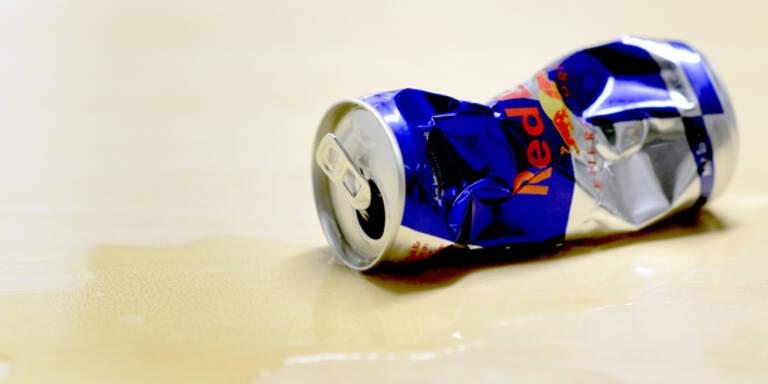 Erstes Land verbietet Verkauf von Red Bull