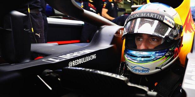 Hammer-Strafe für Red-Bull-Teams in Sotschi