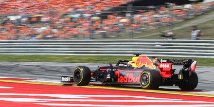 Das sagt Red Bull zu Fahrer-Gerücht