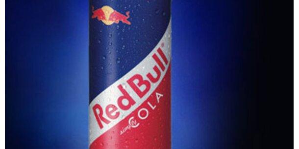 Red Bull wächst trotz Krise weiter