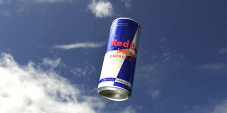 Umsatz-Minus: Red Bull verliert Flügel