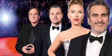 Oscars 2020 Scarlett Johansson, Joaquin Phoenix, Quentin Tarantino, Leo DiCaprio