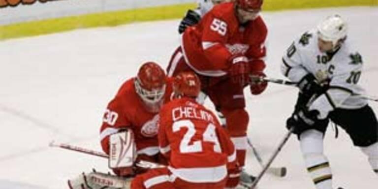 Detroit gewinnt erstes NHL-Conference-Finale