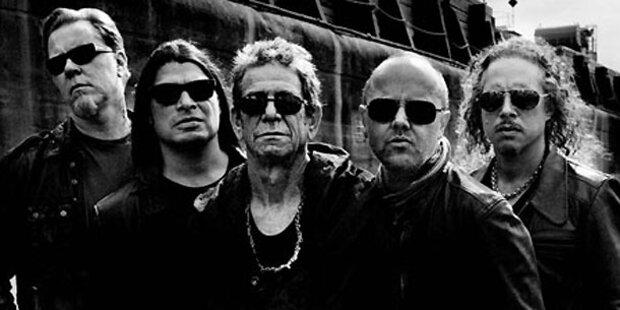 Lou Reed & Metallica: Gemeinsame Sache