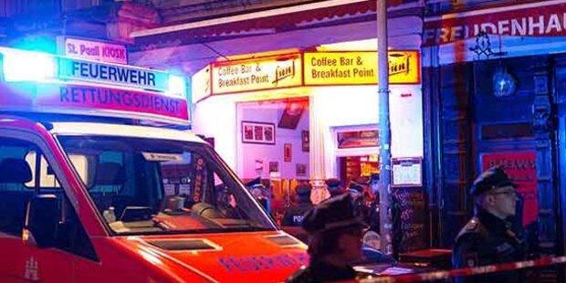 Reeperbahn: Wiener angefahren