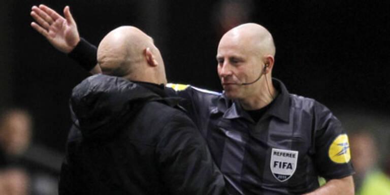 Schiedsrichter-Streit in Ligue 1 zu Ende