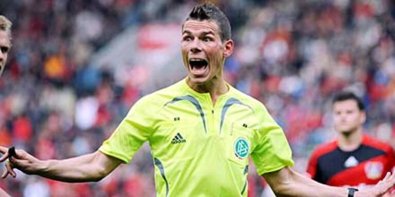 Referee Kempter darf wieder pfeifen