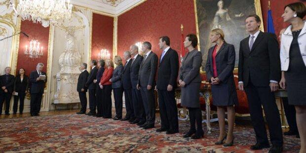 Superminister, neue Köpfe & Ressortstreit
