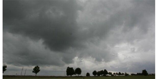 Unbeständiges Wetter bringt meist Regen