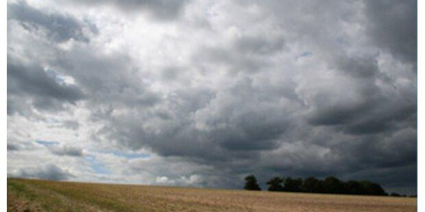 In 4 Tagen so viel Regen wie im ganzen September
