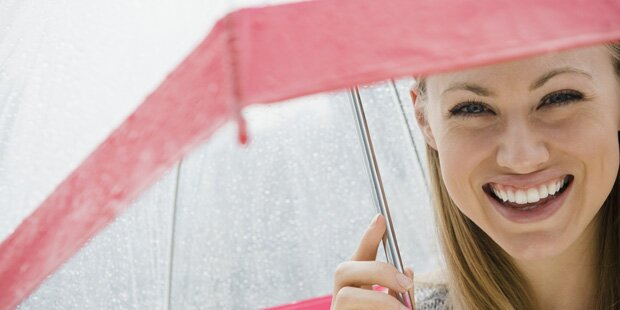 Das hebt die Laune bei Regenwetter
