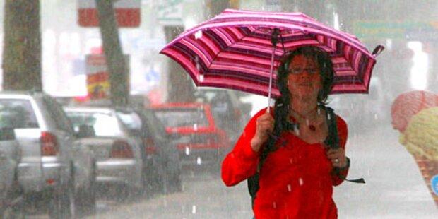 Gluthitze: Jetzt kommen heftige Unwetter