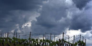 Regenwolken Bayern