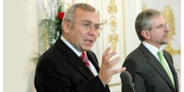 Keine Annäherung in EU-Frage in der Koalition