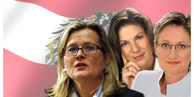 Nur 40 Prozent der Regierung weiblich
