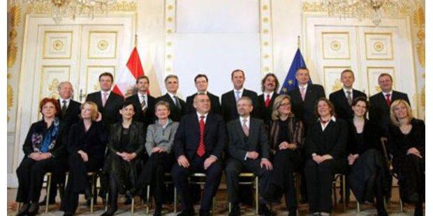 Regierung verjubelte 24,7 Millionen Euro