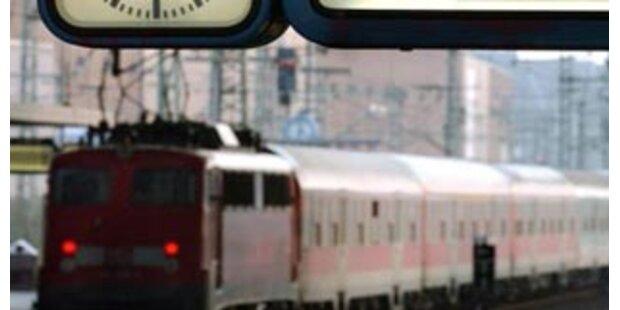 56-Jähriger von Regionalzug in Vorarlberg erfasst