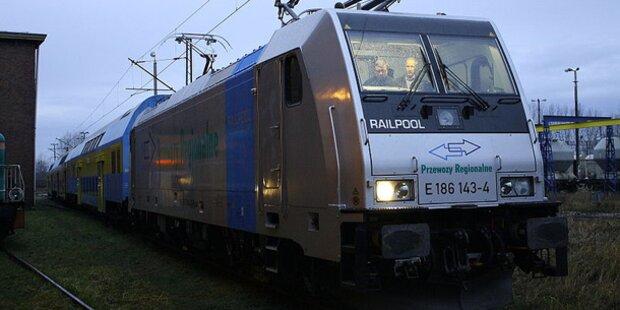 Bahnstreik in Polen trifft 300.000 Reisende