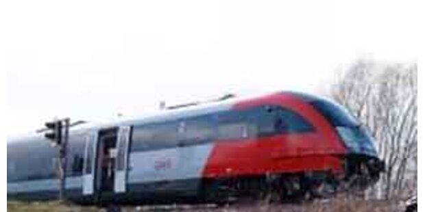 47-Jähriger rastet in Zug in Tirol aus
