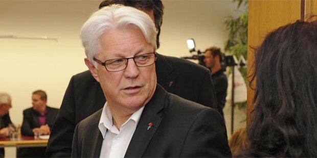 SP-Chef Reheis bleibt in Tirol