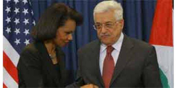 Abbas will vorgezogene Wahlen