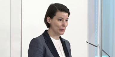 Katharina Reich: Für generelle FFP2-Pflicht im Handel