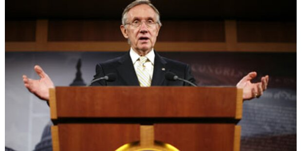 US-Senat bringt Gesundheitsform voran