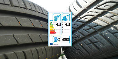 Neues EU-Reifenlabel nicht aussagekräftig
