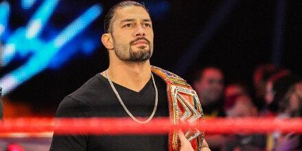 Wrestling-Champ Roman Reigns hat Blutkrebs