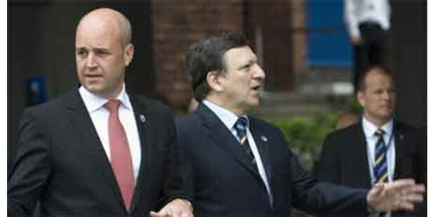 Ernennung von Barroso aufgeschoben
