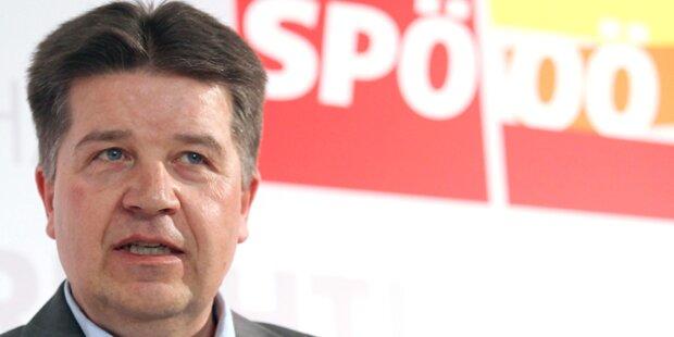 OÖ: Entholzer wird neuer SPÖ-Chef