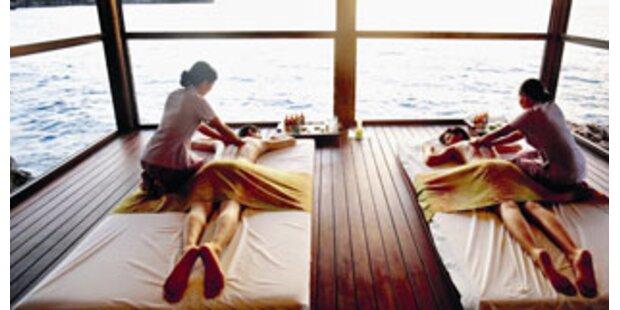 Urlaubs-Paradies Asien
