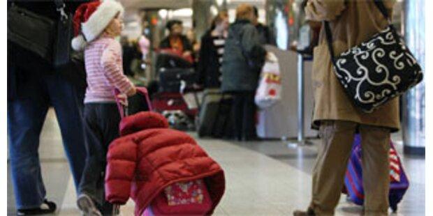 1.000 Reisende verbrachten Nacht am Flughafen