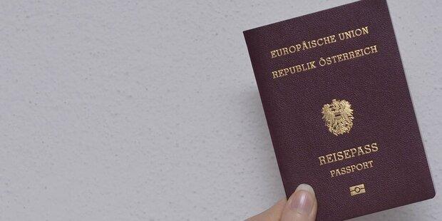 Zulauf aufs Passamt nimmt kein Ende