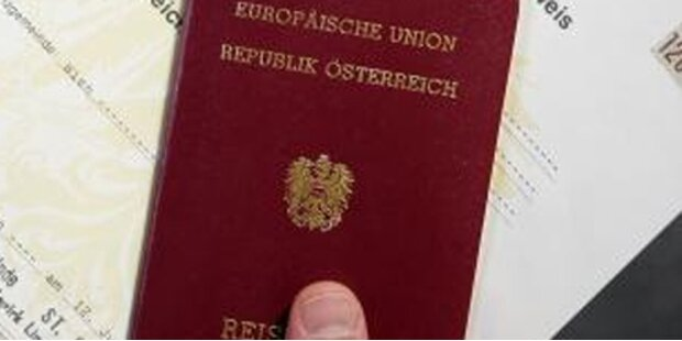 Jeder Fünfte verreist ohne Pass